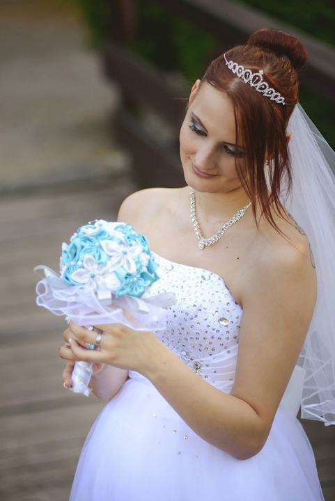 Svadobné kytice neviest z Mojej svadby - @stanullka9