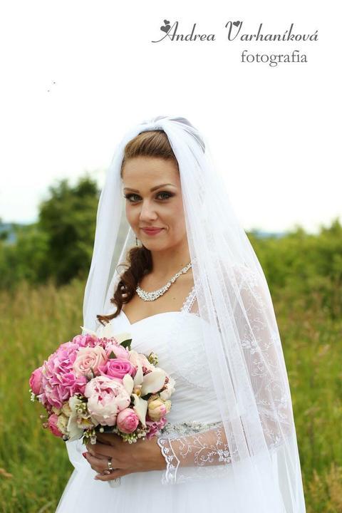 Svadobné kytice neviest z Mojej svadby - @matkalepisova