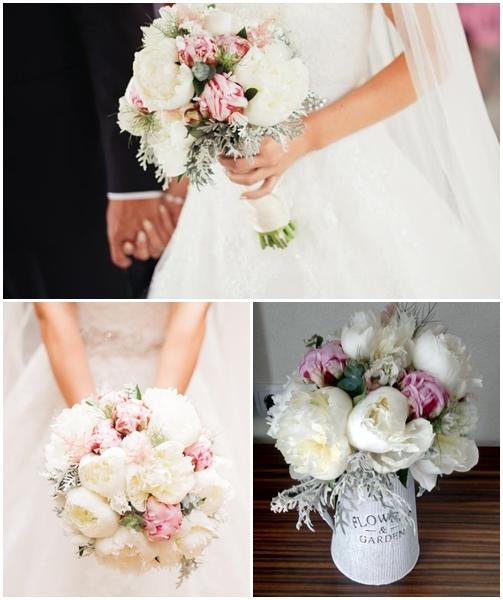 Svadobné kytice neviest z Mojej svadby - @michaela_kupcikova