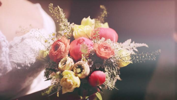 Svadobné kytice neviest z Mojej svadby - @vavam