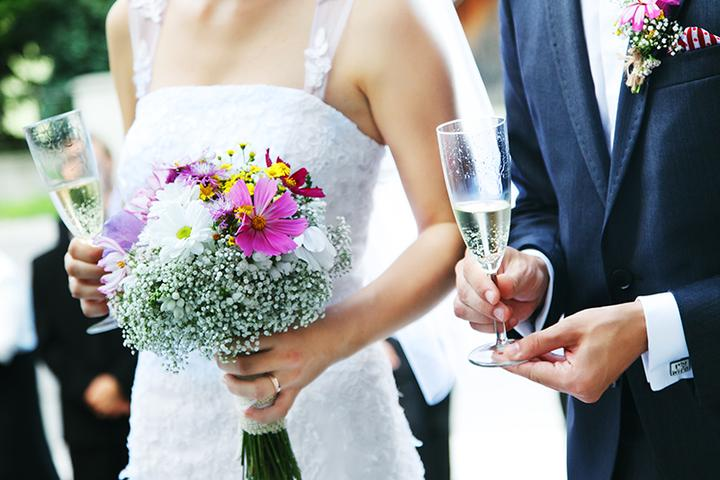 Svadobné kytice neviest z Mojej svadby - @al_al