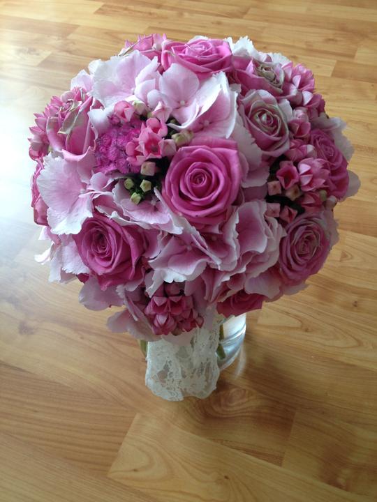 Svadobné kytice neviest z Mojej svadby - @acernas