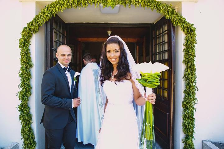 Svadobné kytice neviest z Mojej svadby - @elis23