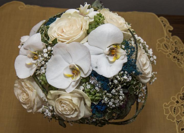 Svadobné kytice neviest z Mojej svadby - @klaudy73
