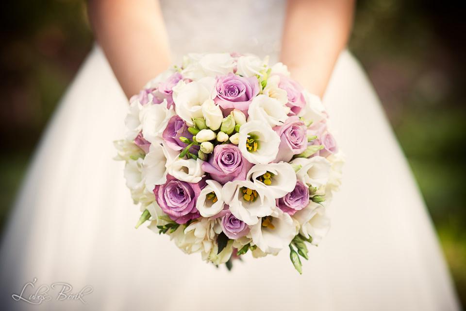 Svadobné kytice neviest z Mojej svadby - @wevka