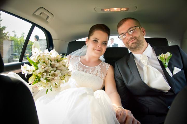 Svadobné kytice neviest z Mojej svadby - @amalienka