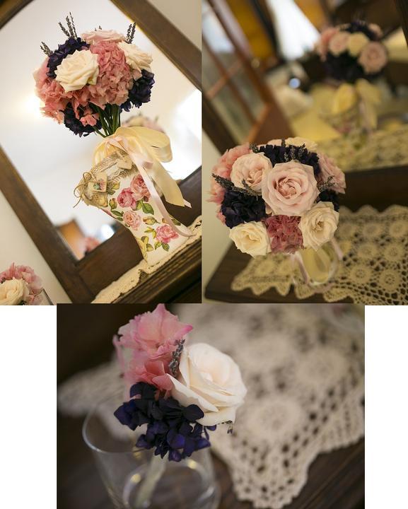 Svadobné kytice neviest z Mojej svadby - @laskykvet59