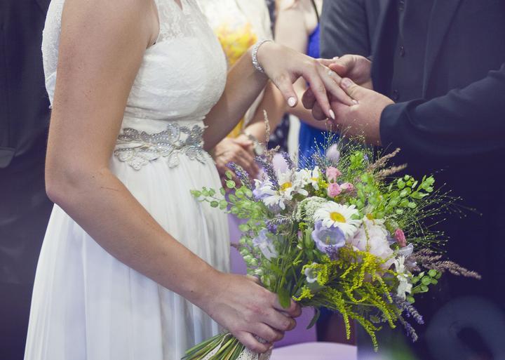Svadobné kytice neviest z Mojej svadby - @mauzi