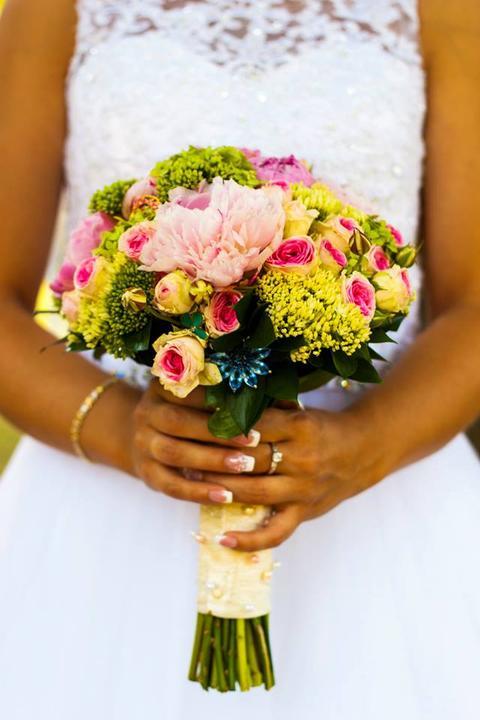 Svadobné kytice neviest z Mojej svadby - @alexis9