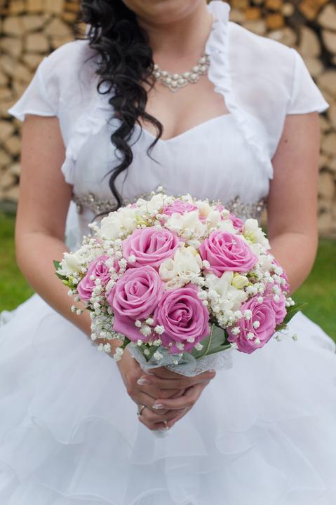Svadobné kytice neviest z Mojej svadby - @frenkiss