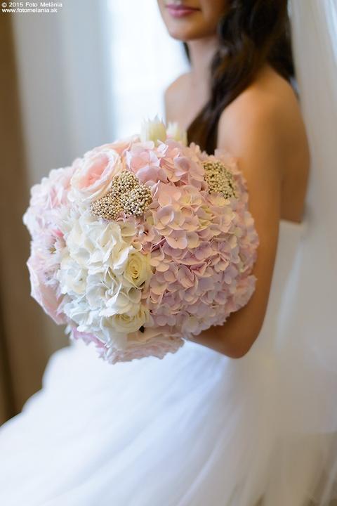 Svadobné kytice neviest z Mojej svadby - @kittymacko