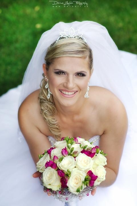 Svadobné kytice neviest z Mojej svadby - @kitek