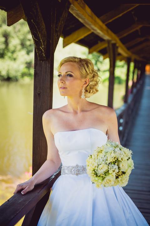 Svadobné kytice neviest z Mojej svadby - @diri224