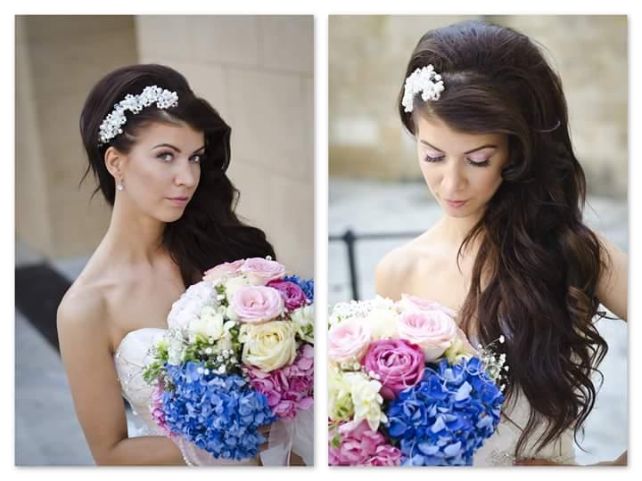 Svadobné kytice neviest z Mojej svadby - @fiona531