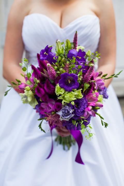 Svadobné kytice neviest z Mojej svadby - @marfushik