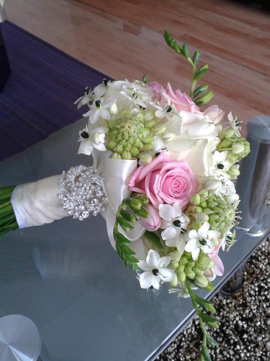 Svadobné kytice neviest z Mojej svadby - @adulla_1