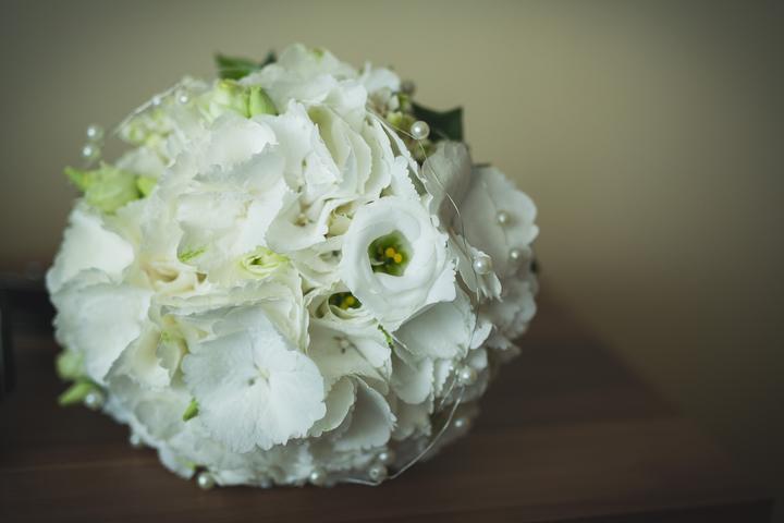 Svadobné kytice neviest z Mojej svadby - @lienka182