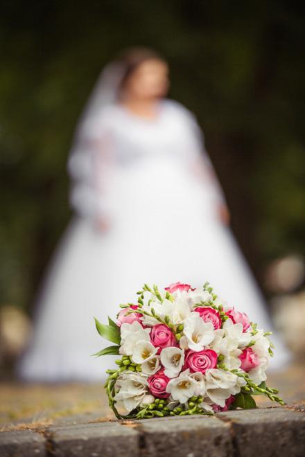 Svadobné kytice neviest z Mojej svadby - @schnapinka