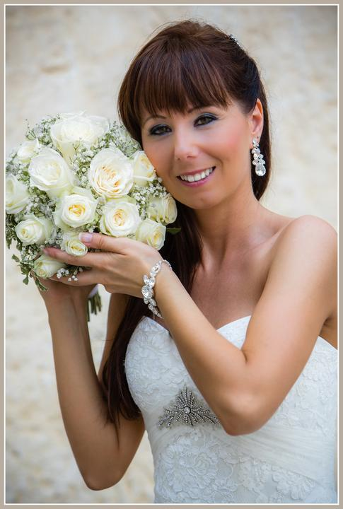 Svadobné kytice neviest z Mojej svadby - @leanys