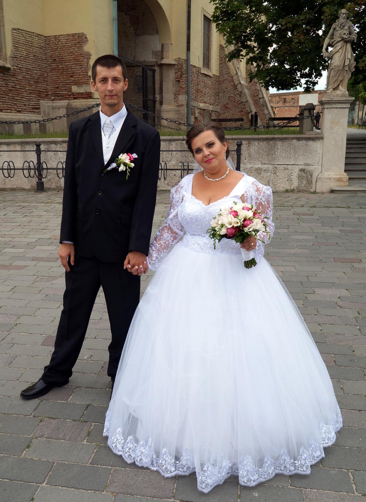 Svadobné šaty neviest z MS - @schnapinka