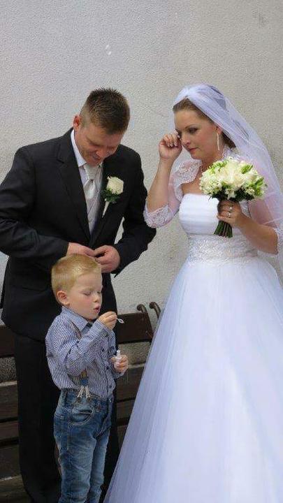 Svadobné šaty neviest z MS - @tonkatonko