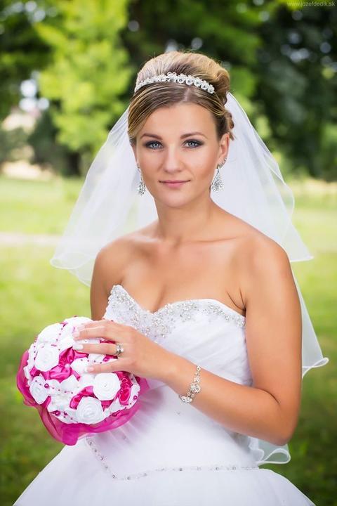 Svadobné kytice neviest z Mojej svadby - @ajusha248