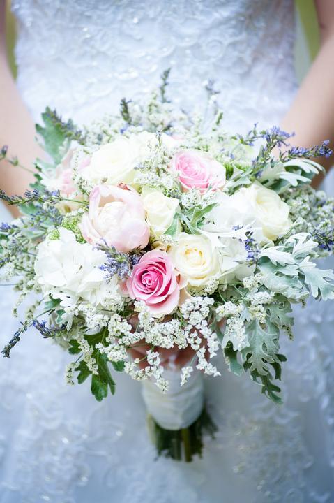 Svadobné kytice neviest z Mojej svadby - @levada01