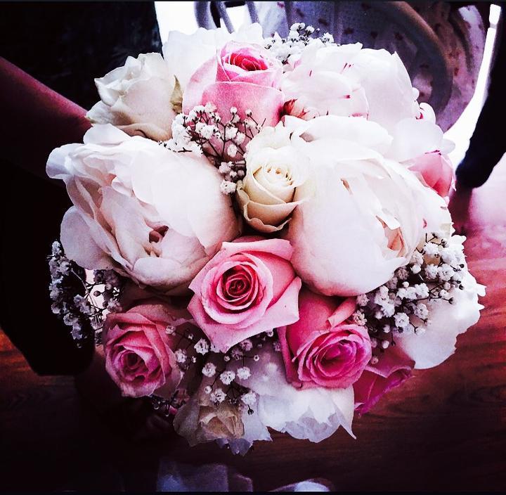 Svadobné kytice neviest z Mojej svadby - @sj16