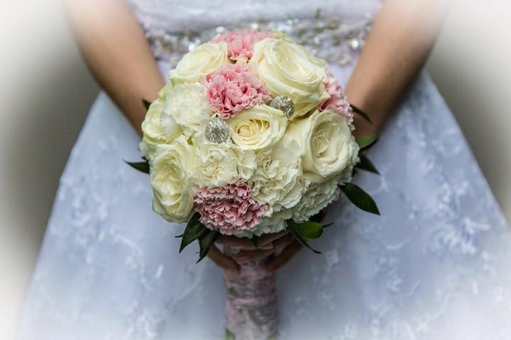 Svadobné kytice neviest z Mojej svadby - @wierocqa