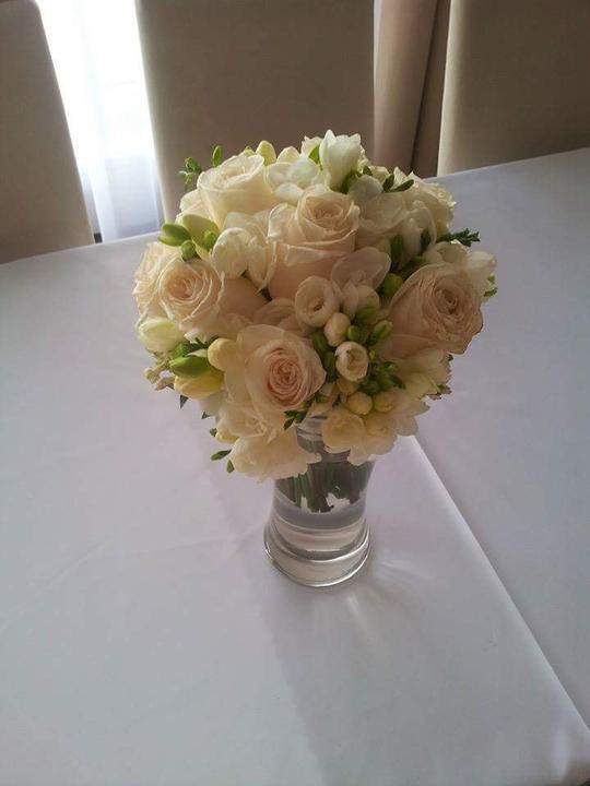 Svadobné kytice neviest z Mojej svadby - @tonkatonko
