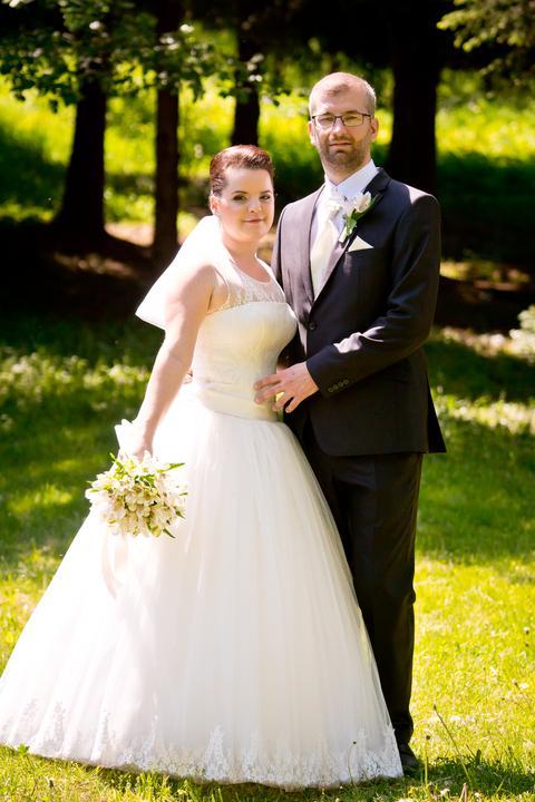 Svadobné šaty neviest z MS - @amalienka
