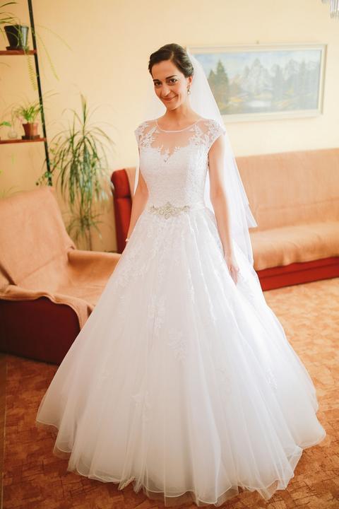 Svadobné šaty neviest z MS - @tinusik20