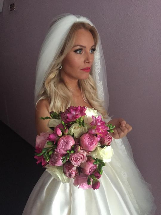 Svadobné kytice neviest z Mojej svadby - @kavalli