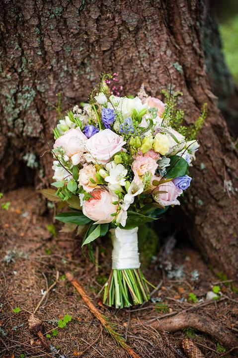 Svadobné kytice neviest z Mojej svadby - @kristina_t