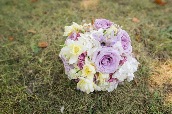 Svadobné kytice neviest z Mojej svadby - @tami24