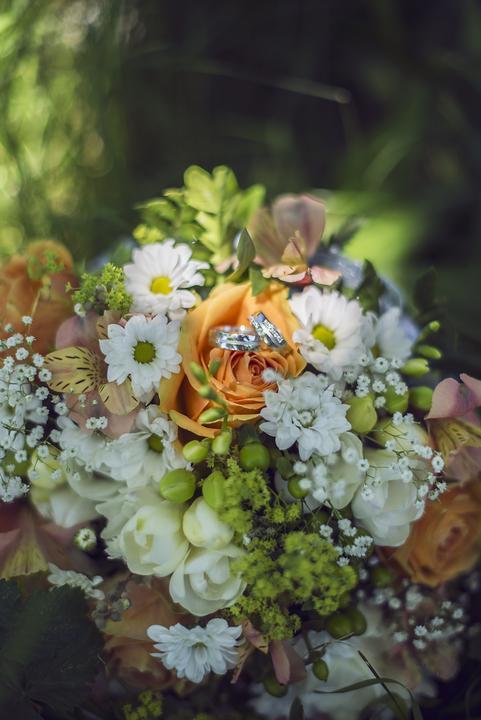 Svadobné kytice neviest z Mojej svadby - @janka.janegova