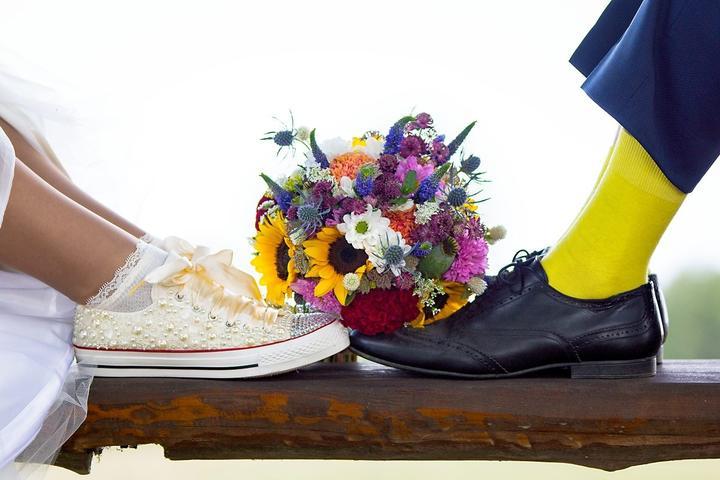 Svadobné kytice neviest z Mojej svadby - @mo_tylik