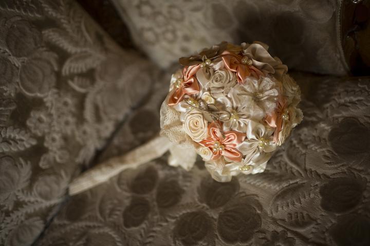Svadobné kytice neviest z Mojej svadby - @luciamic