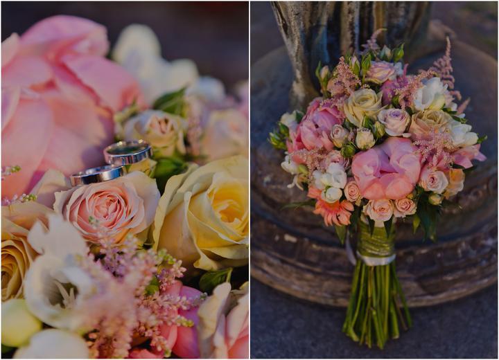 Svadobné kytice neviest z Mojej svadby - @kristi1