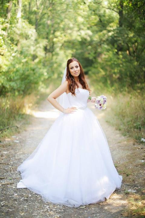 Svadobné šaty neviest z MS - @tami24