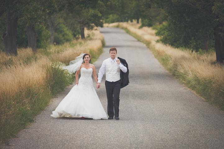 Svadobné šaty neviest z MS - @vikuss07