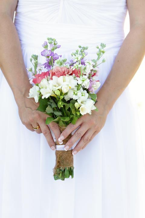 Svadobné kytice neviest z Mojej svadby - @leilinda