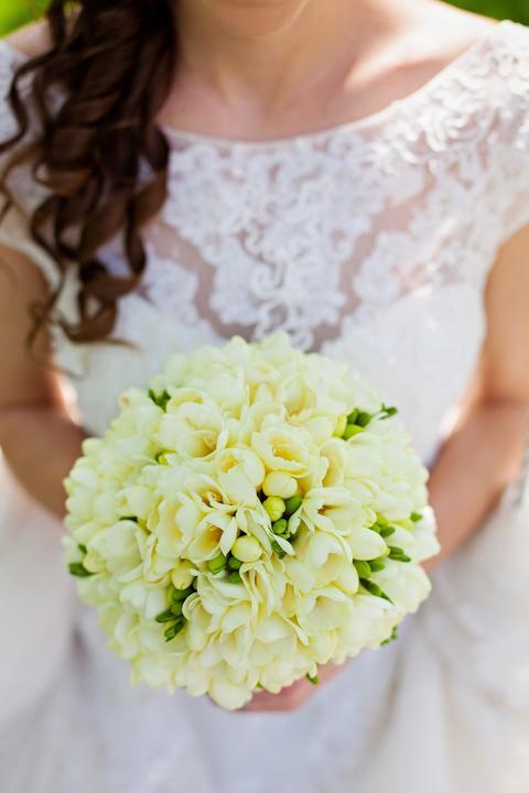 Svadobné kytice neviest z Mojej svadby - @majuska31