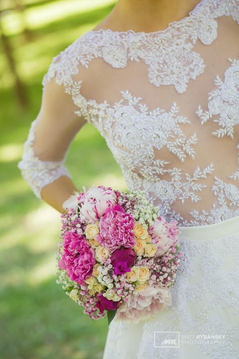 Svadobné kytice neviest z Mojej svadby - @milkchocolate