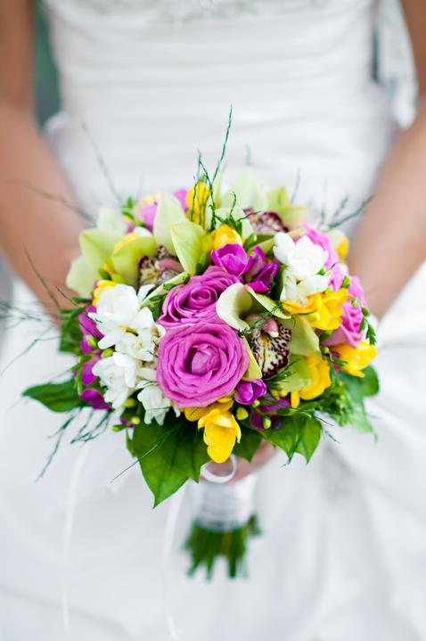 Svadobné kytice neviest z Mojej svadby - @ooo