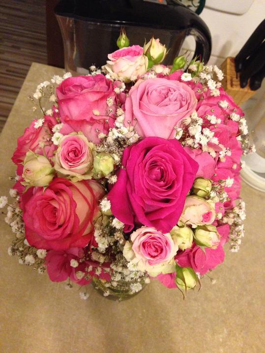 Svadobné kytice neviest z Mojej svadby - @silvia216