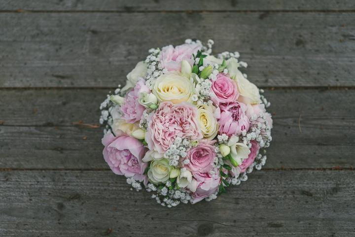 Svadobné kytice neviest z Mojej svadby - @alizia7