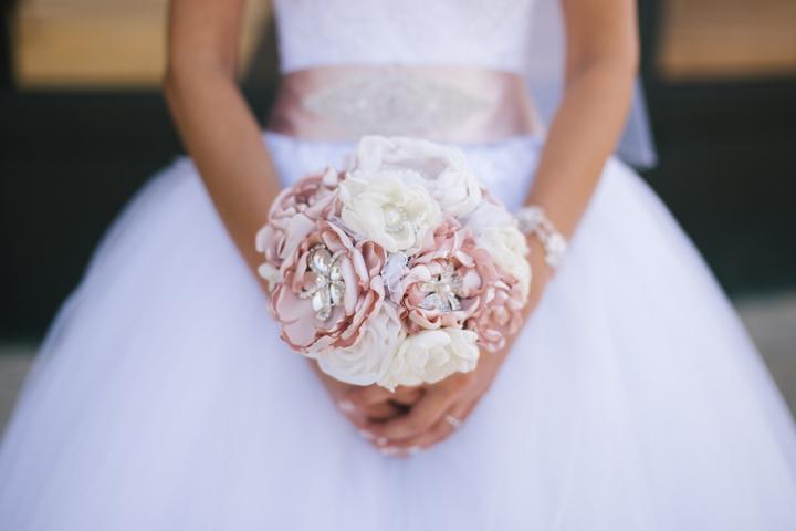Svadobné kytice neviest z Mojej svadby - @maja2517