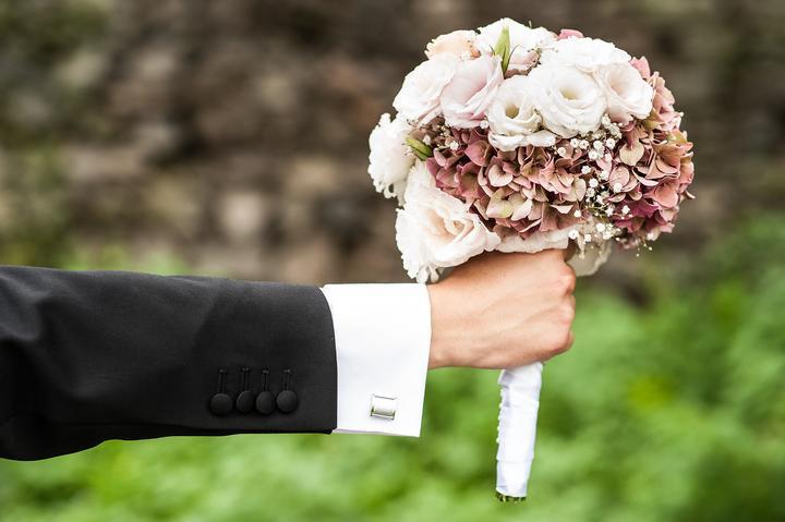Svadobné kytice neviest z Mojej svadby - @majusinka