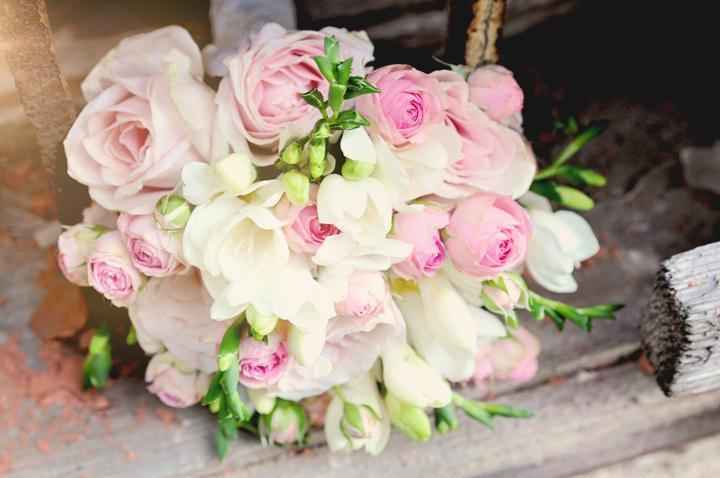 Svadobné kytice neviest z Mojej svadby - @kristinka95